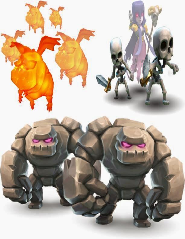 Những điều thú vị về Subtroop trong Clash of Clans